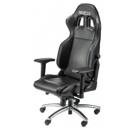 Sparco Respawn Gaming Seat - Black