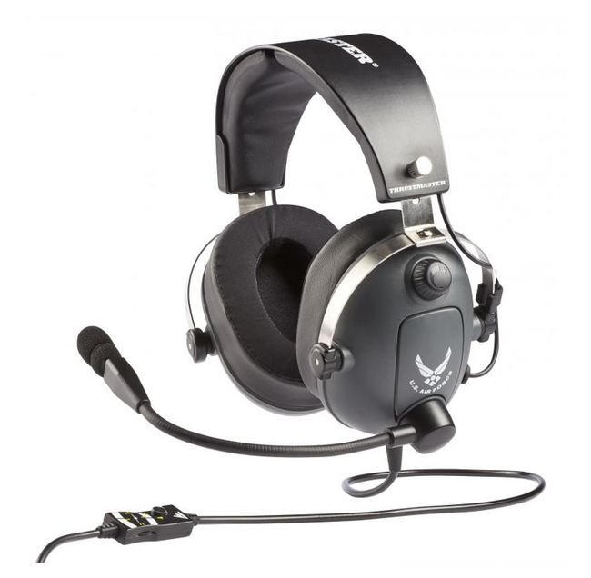 Thrustmaster T-Flight US Air Force Edition Gaming Headset - All Formats