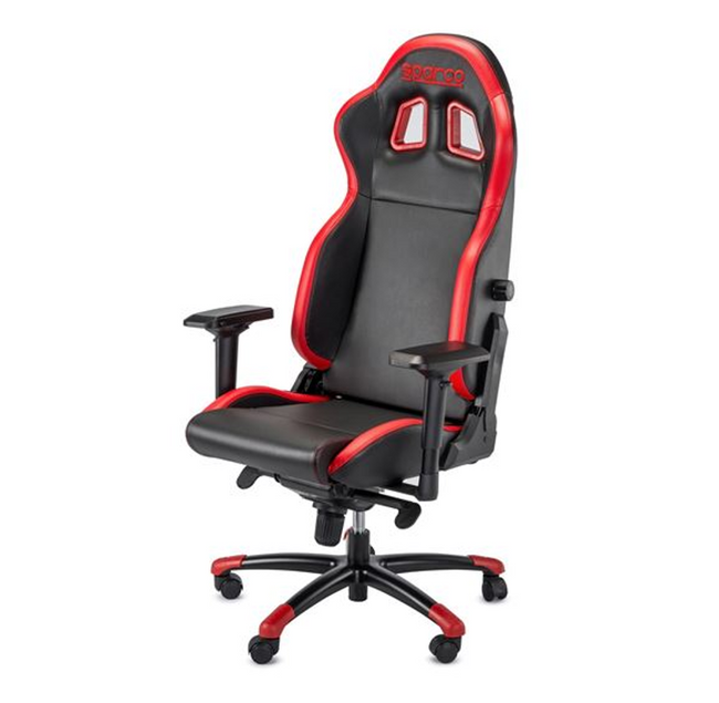 Sparco Grip Gaming Seat - Black/Red