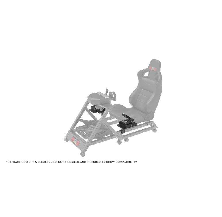 Next Level Racing F-GT/GTtrack Combat Flight Pack