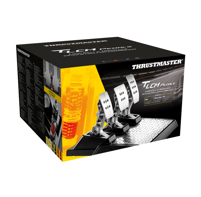 *Pre Order Now* Thrustmaster T-LCM Pro Load Cell Pedals - VERY LIMITED STOCK