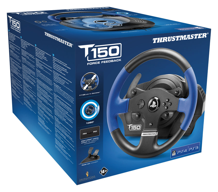 T150 STD Wheel PS3/PS4/PC