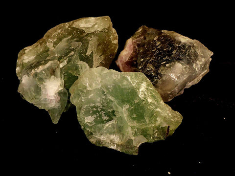 Flourite - Green/Purple Rough