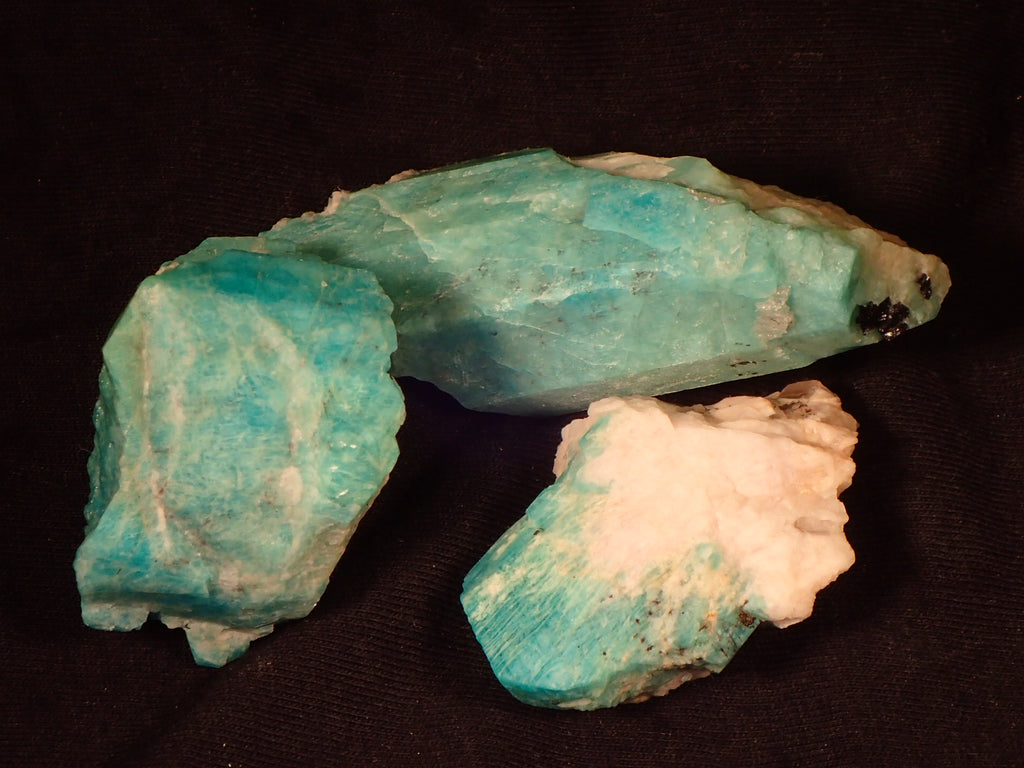 Amazonite - Bright Green