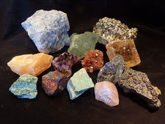 Minerals Mixed - Popular