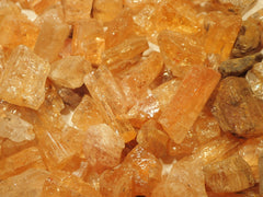 Topaz - Golden Crystals