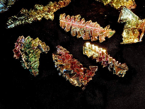 Bismuth (Lab. Grown Crystals)