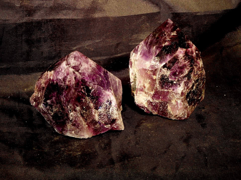 Amethyst Polished Top Generator