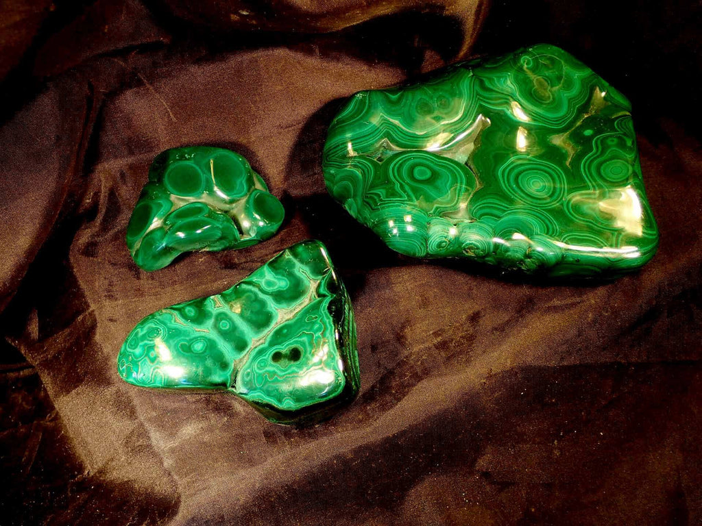 Malachite - Polished A Grade