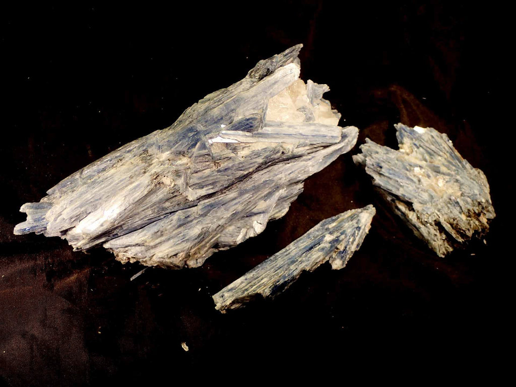 Kyanite - Blue Clusters