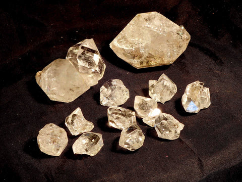 Herkimer 'Diamonds'