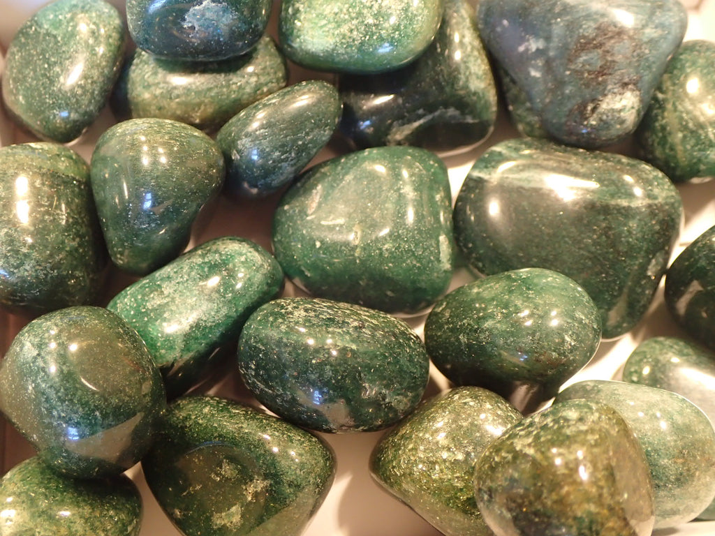 Tumbled - Aventurine Green
