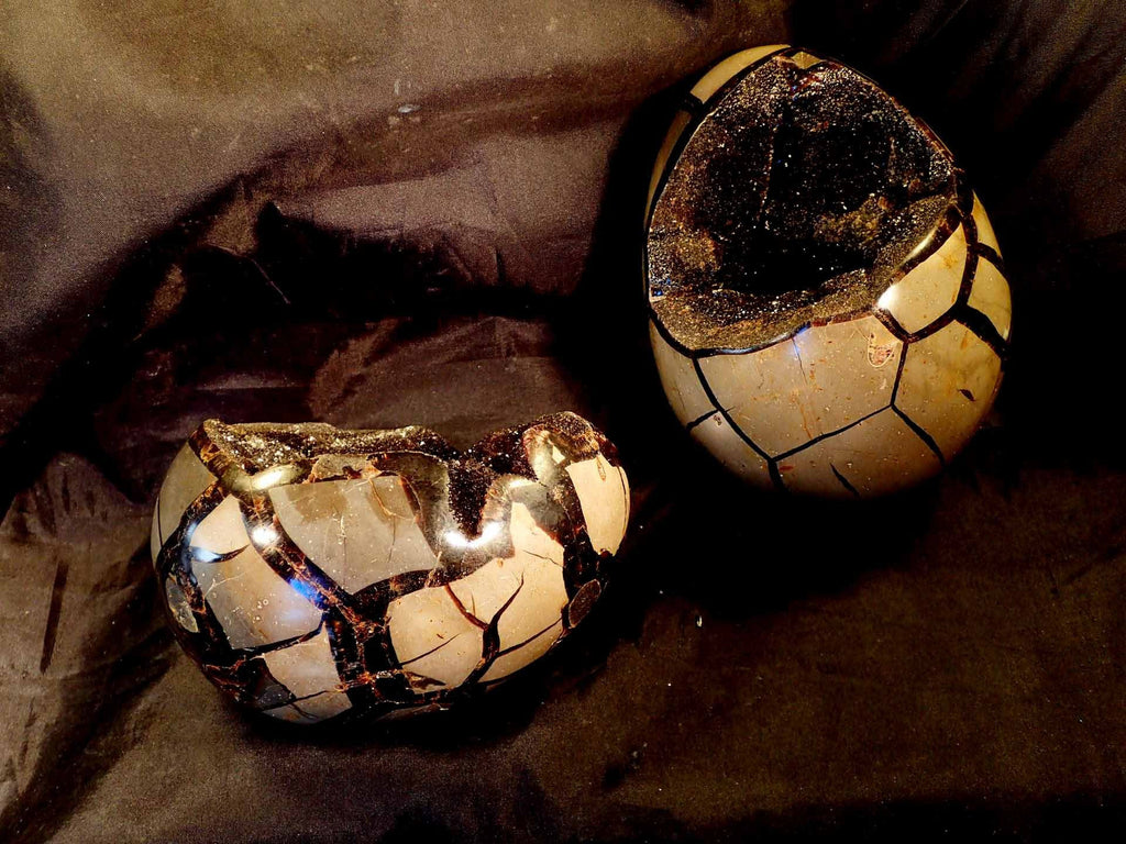 Septarian Dragon Egg