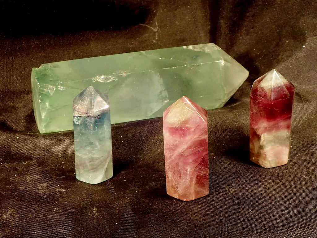 Flourite Points/Generators