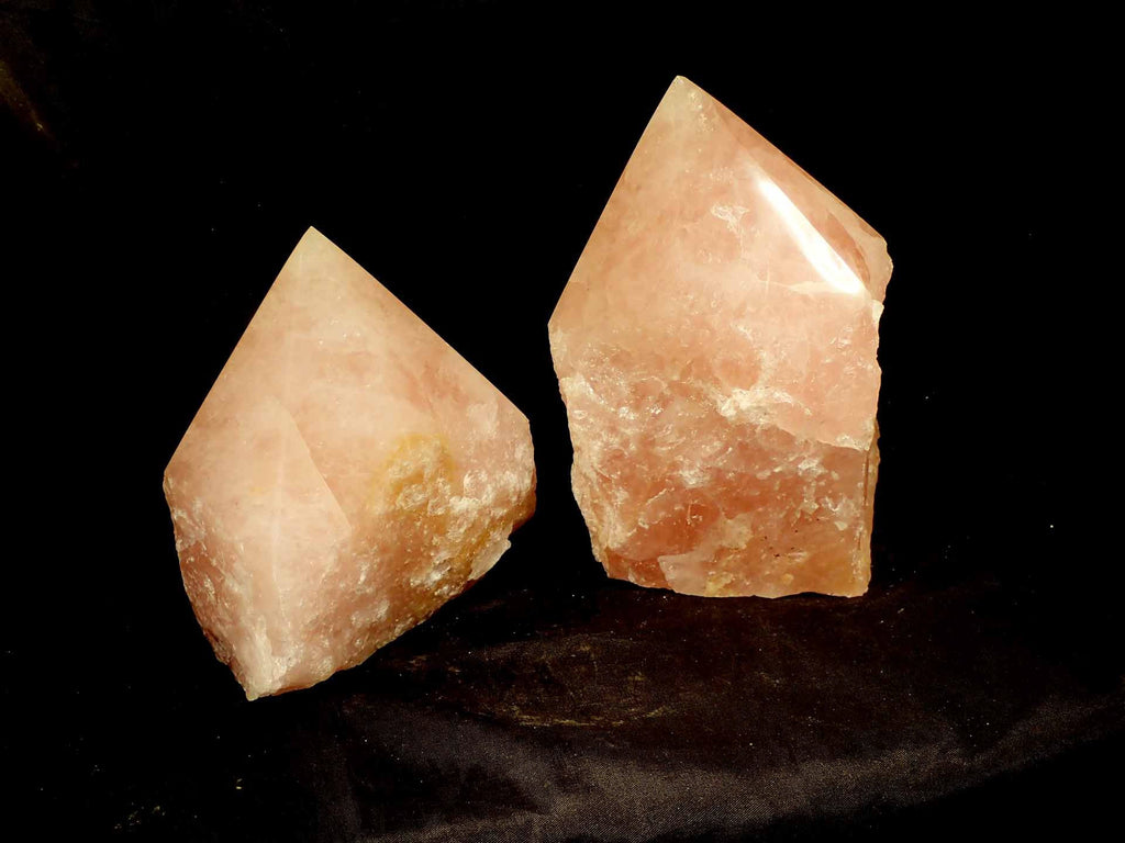 Rose Quartz Polished Top Generator