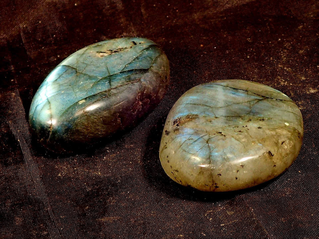 Labradorite - Polished 'Ovals'