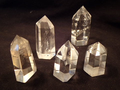 Quartz Crystal Generators