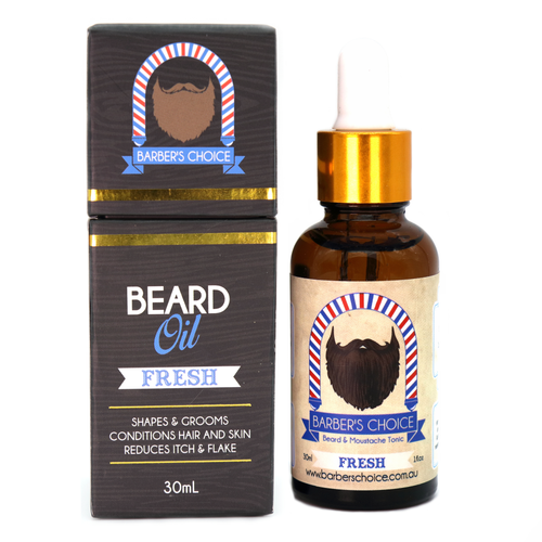 Beard Oil Fresh