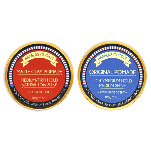 Pomade Duo Pack