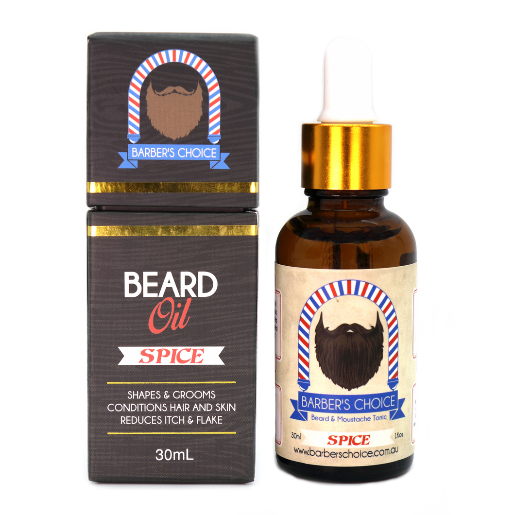 Beard Oil Spice