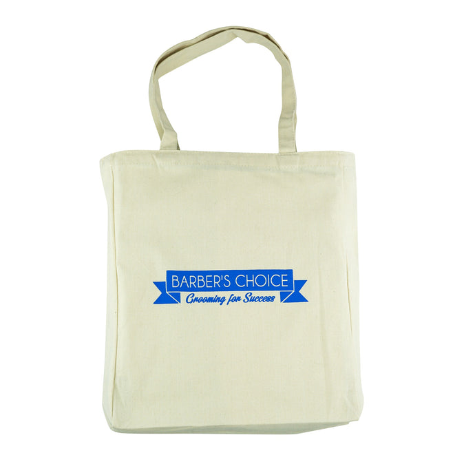REUSABLE ORGANIC CANVAS TOTE BAG