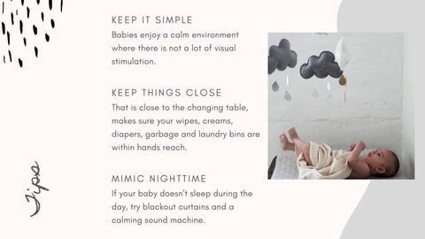 nursery decoration tips from a mama