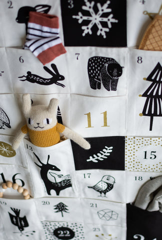 Holiday Advent Calendar Ideas for Toddlers