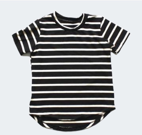 Wylo and Co Stripe Tee