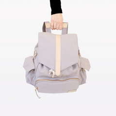 Grey Unisex Changing bag