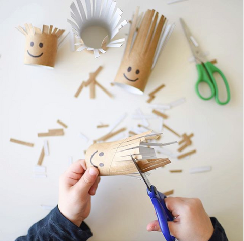 toilet paper activities for toddlers