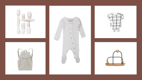 the minimal mom mother's day gift guide