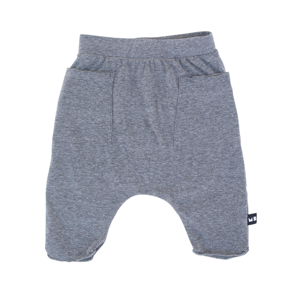 Mila Bex, baby Grey Pocket Shorts - when we wear young