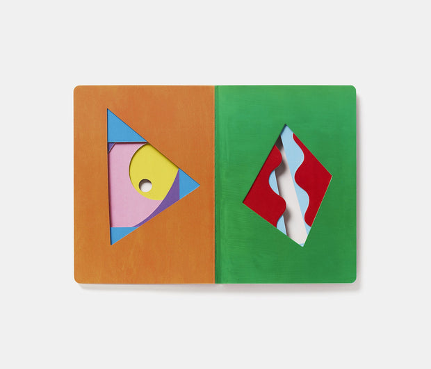The Game of Shapes: Hervé Tullet