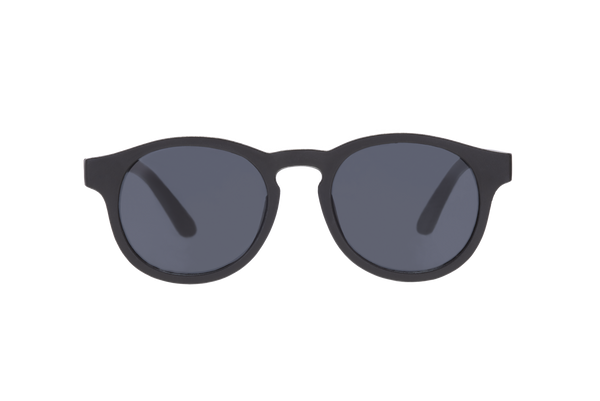 babiators, baby Black Keyhole Sunglasses - when we wear young