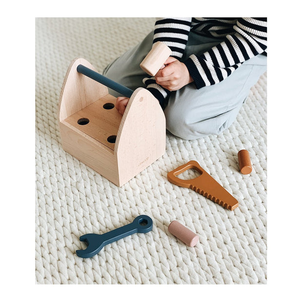 liewood, baby Billy multi tool box - when we wear young