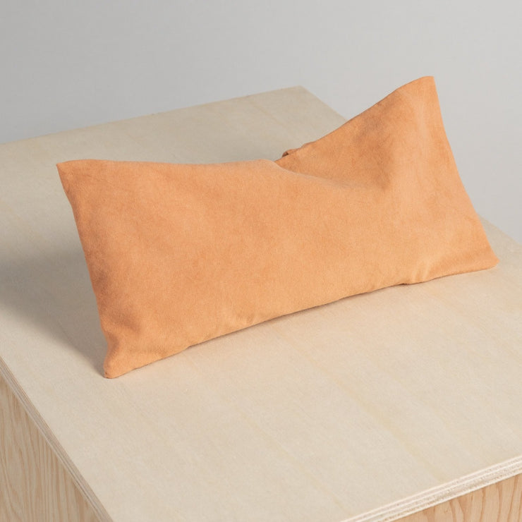 Lavender scented eye pillow-Rust