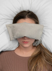 Lavender scented eye pillow-Sage