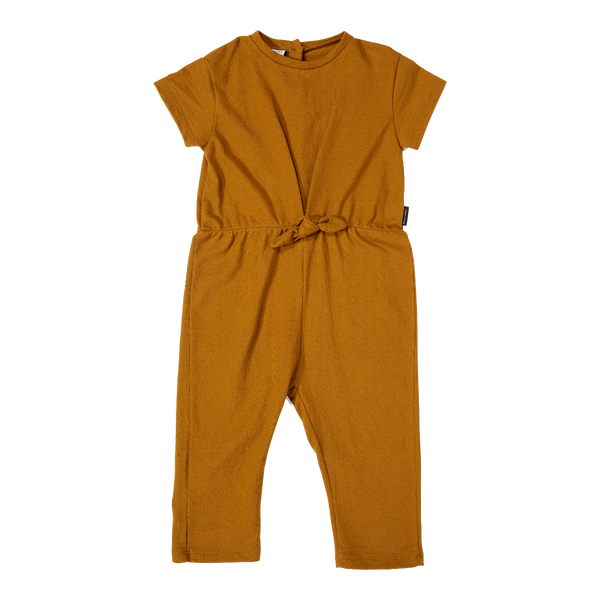 daily brat, baby Sandstone Jumpsuit - when we wear young