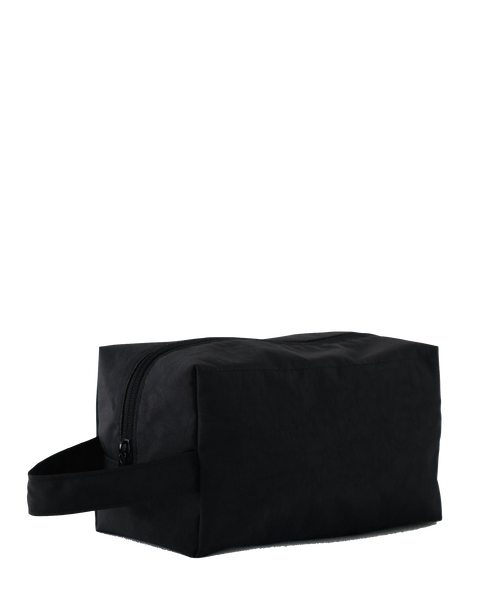 baggu, baby Black Dopp Kit - when we wear young