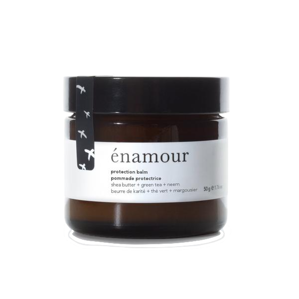 Enamour, baby Protection Balm - when we wear young