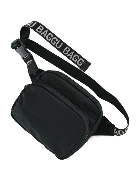 baggu, baby Black Fanny Pack - LAST ONE! - when we wear young
