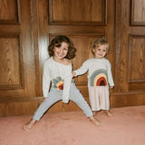 goldie + ace, baby Wool Knit Rainbow Sweater-LAST SIZE! 12 months - when we wear young