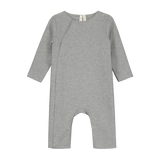 Grey Organic Pajama - Gray Label -when we wear young