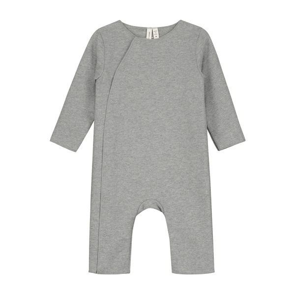 Gray Label, baby Grey Organic Pajama - when we wear young