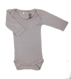 Lavender L/S Onesie - Roux -when we wear young