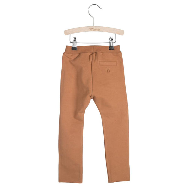 Little Hedonist, baby Argan Oil Straight Sweatpants - when we wear young