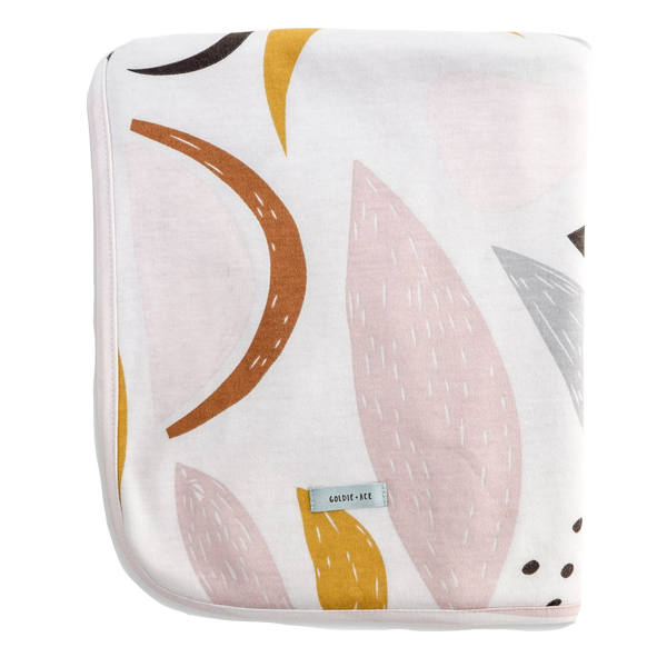 goldie + ace, baby Abstract Print Baby Wrap - when we wear young