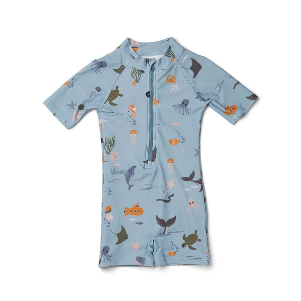 Max Sea Creatures Swim Jumpsuit