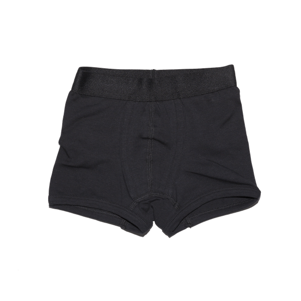 Black Boy's Boxers - Mingo -when we wear young