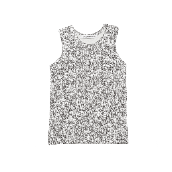 Mingo, baby Dots Tank Top - when we wear young